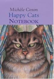 Cover of: Happy Cat's Notebook | Michele Coxon