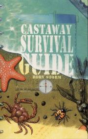 Cover of: The Castaway Survival Guide | Rory Storm