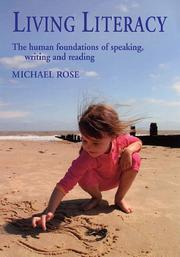 Cover of: Living Literacy | Michael Rose