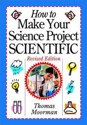 How to make your science project scientific
