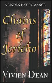 Cover of: Chains of Jericho by Vivien Dean