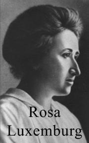 Cover of: Rosa Luxemburg (Life&Times) | Harry Harmer