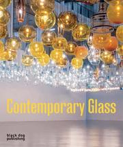 Cover of: Contemporary Glass | Blanche Craig