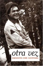Cover of: Otra Vez/ Again by Ernesto Guevara