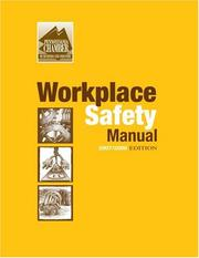 Cover Of: 2007/2008 Workplace Safety Manual By Joseph M. Boslet; PE