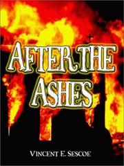 Cover of: After the Ashes | Vincent E. Sescoe