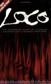 Cover of: Loco | Ron DePriest