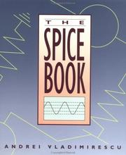 Cover of: The Spice book by Andrei Vladimirescu