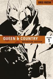 Cover of: Queen & country | Greg Rucka, Brian Hurtt