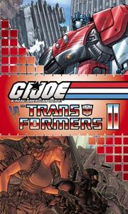 Cover of: G.I. Joe Vs. The Transformers Volume 2 | Dan Jolley