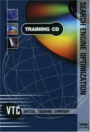 Cover of: Search Engine Optimization VTC Training CD | James Gonzalez