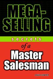 Cover of: Mega-selling | David Cowper