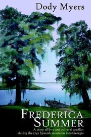 Cover of: Frederica Summer by Dody Myers