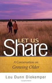 Cover of: Let Us Share | Lou Dunn Diekemper