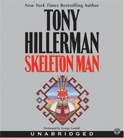 Cover of: Skeleton Man CD by Tony Hillerman
