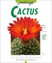 Cover of: Cactus | Franz Becherer