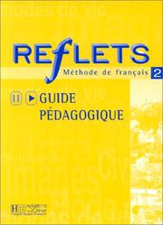 Cover of: Reflets - Level 10 by Guy Capelle