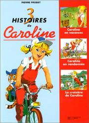Cover of: Caroline | Pierre Probst