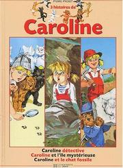 Cover of: Recueil Caroline, tome 6 | Pierre Probst