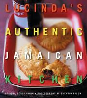 Cover of: Lucinda's authentic Jamaican kitchen by Lucinda Scala Quinn