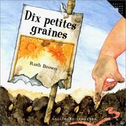 Cover of: Dix petites graines | Ruth Brown