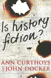 Cover of: Is history fiction? by Ann Curthoys