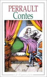 Cover of: Contes | Perrault