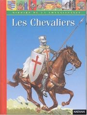 Cover of: Les chevaliers | Richard Tames