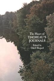 Cover of: Journal | Henry David Thoreau
