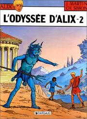 Cover of: L'Odyssée d'Alix, tome 2 by Jacques Martin