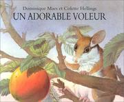 Cover of: Un adorable voleur by Maes