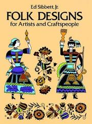 Cover of: Peasant designs for artists and craftsmen | Ed Sibbett