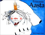 Cover of: Princesse Aasta by Stina Langlo Ordal