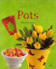 Cover of: Pots by Natacha Seret
