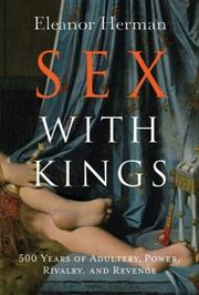 Cover of: Sex with Kings by Eleanor Herman