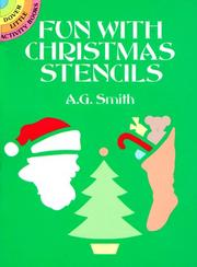 Cover of: Fun with Christmas Stencils by A. G. Smith