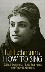 Cover of: Meine Gesangskunst by Lilli Lehmann