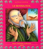 Cover of: Le rossignol | Hans Christian Andersen