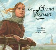 Cover of: Le grand voyage | Amy Hest
