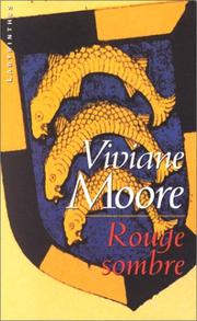 Cover of: Rouge sombre by Viviane Moore