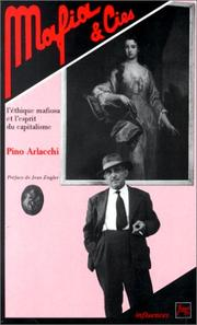Cover of: Mafia et compagnies | Pino Arlacchi