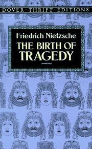 Die Geburt der Tragödie