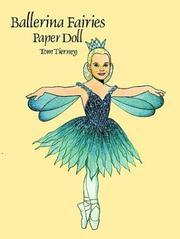 Cover of: Ballerina Fairies Paper Doll | Tom Tierney