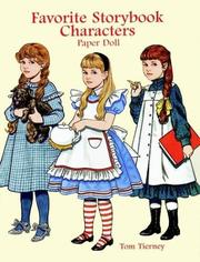 Cover of: Favorite Storybook Characters Paper Doll (Paper Dolls) | Tom Tierney