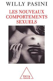 Cover of: Les nouveaux comportements sexuels by Willy Pasini