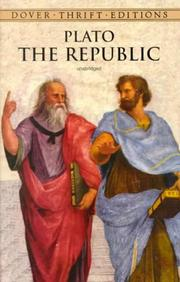 Cover of: Republic by Plato