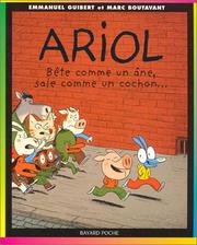 Cover of: Ariol, tome 3 by Emmanuel Guibert