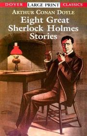 Cover of: Eight great Sherlock Holmes stories | Sir Arthur Conan Doyle