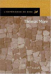 Cover of: Thomas More by Jacques Dufresne