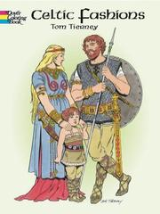 Cover of: Celtic Fashions by Tom Tierney